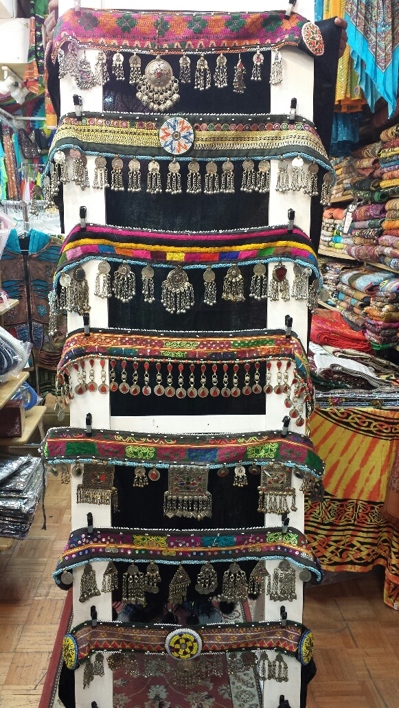 TRIBAL BELTS